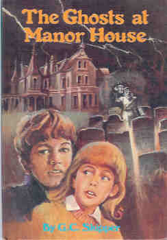 Image for The Ghosts at Manor House
