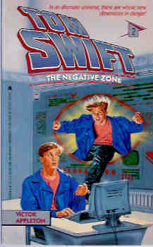 Image for The Negative Zone (Tom Swift Ser., No. 2)