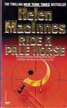 Image for Ride a Pale Horse