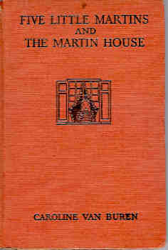 Image for Five Little Martins and the Martin House