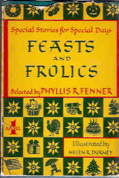 Image for Feasts and Frolics:  Special Stories for Special Days