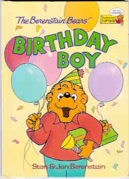 Image for The Berenstain Bears' Birthday Boy