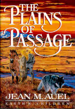 Image for The Plains of Passage (Earth's Children Ser.)