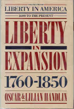 Image for Liberty in Expansion, 1760-1850