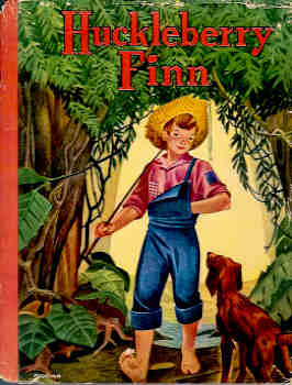 Image for The Adventures of Huckleberry Finn (Modren Abridged Edition)