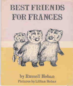 Image for Best Friends for Frances
