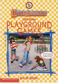 Image for Playground Games (Baby-Sitters Club, Little Sister series)