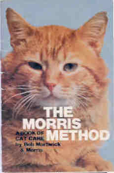 Image for The Morris Method:  A Book of Cat Care