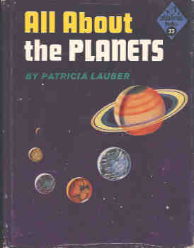Image for All About the Planets