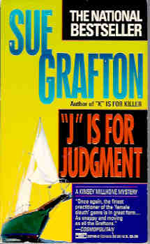 Image for J Is for Judgment (Kinsey Millhone Mystery Ser.)