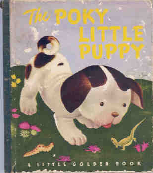 Image for The Poky Little Puppy (A Little Golden Book)
