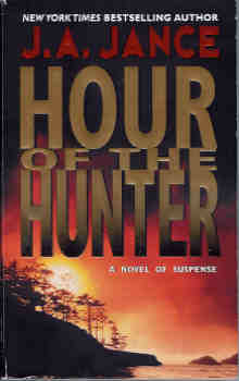 Image for Hour of the Hunter : A Novel of Suspense