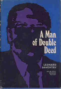 Image for A Man of Double Deed