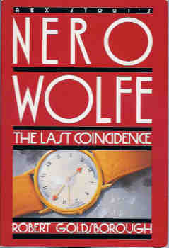 Image for The Last Coincidence (A Nero Wolfe Mystery)