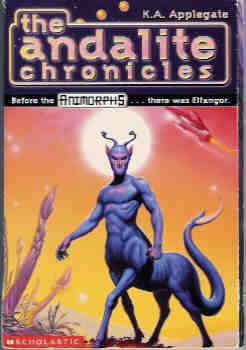 Image for The Andalite Chronicles