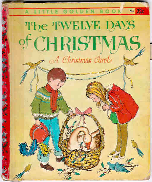 Image for The Twelve Days of Christmas:  A Christmas Carol
