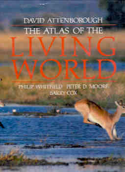 Image for The Atlas of the Living World