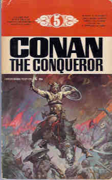 Image for Conan the Conqueror