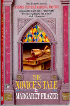 Image for The Novice's Tale (Sister Frevisse Mystery #1)