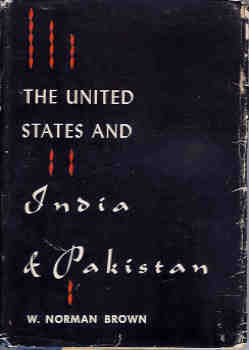 Image for The United States and India and Pakistan