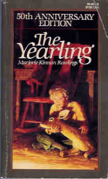 Image for The Yearling (50th Anniversay Edition)