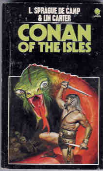 Image for Conan of the Isles