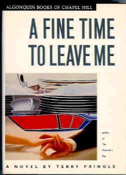Image for A Fine Time to Leave Me: A Novel