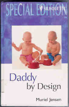 Image for Daddy by Design (Large Print)