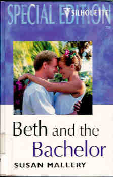 Image for Beth and the Bachelor (Large Print)