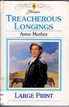 Image for Treacherous Longings