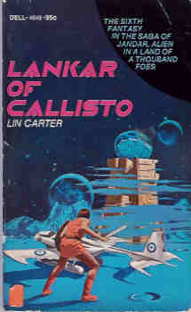 Image for Lankar of Callisto