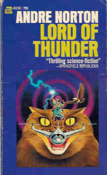 Image for Lord of Thunder