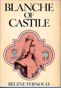 Image for Blanche of Castile (translated By Henry Noel)