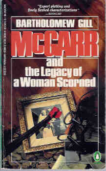 Image for McGarr and the Legacy of a Woman Scorned