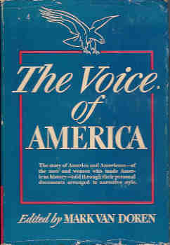 Image for The Voice of America