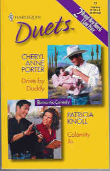 Image for Drive-By Daddy/Calamity Jo (Harlequin Duets edition)