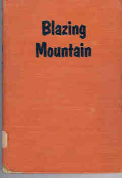 Image for Blazing Mountain