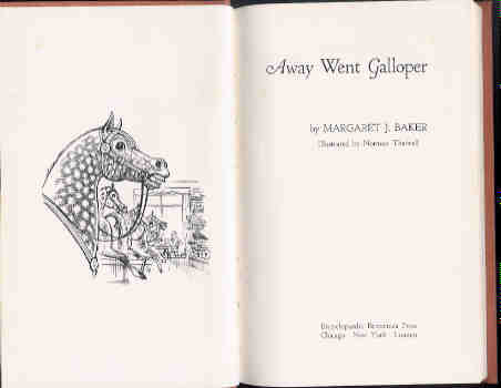 Image for Away Went Galloper