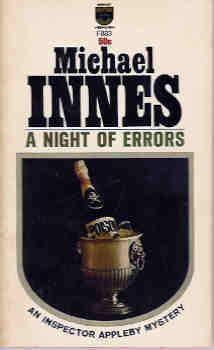 Image for A Night of Errors (An Inspector Appleby Mystery)