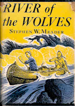 Image for River of the Wolves