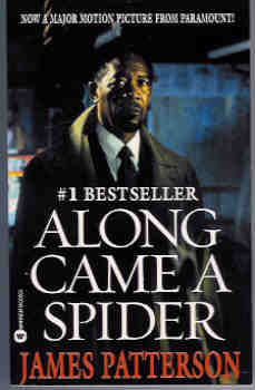 Image for Along Came a Spider