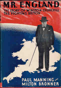 Image for Mr. England:  The Story of Winston Churchill the Fighting Briton