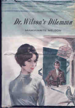 Image for Dr. Wilson's Dilemma (An Avalon Nurse Story)