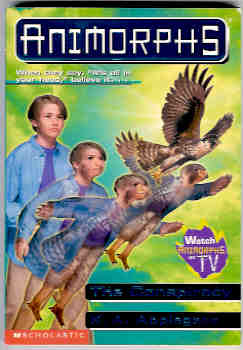 Image for The Conspiracy (Animorphs Ser., No. 31)