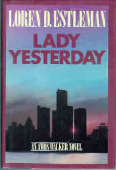 Image for Lady Yesterday (An Amos Walker Novel)