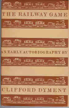 Image for The Railway Game:  An Early Autobiography