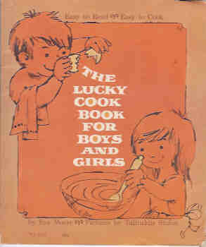 Image for The Lucky Cook Book for Boys and Girls