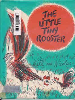Image for The Little Tiny Rooster