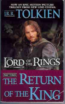 Image for The Return of the King (Lord of the Rings, Part Three)