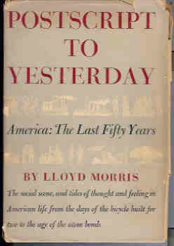 Image for Postscript to Yesterday:  America:  The Last Fifty Years